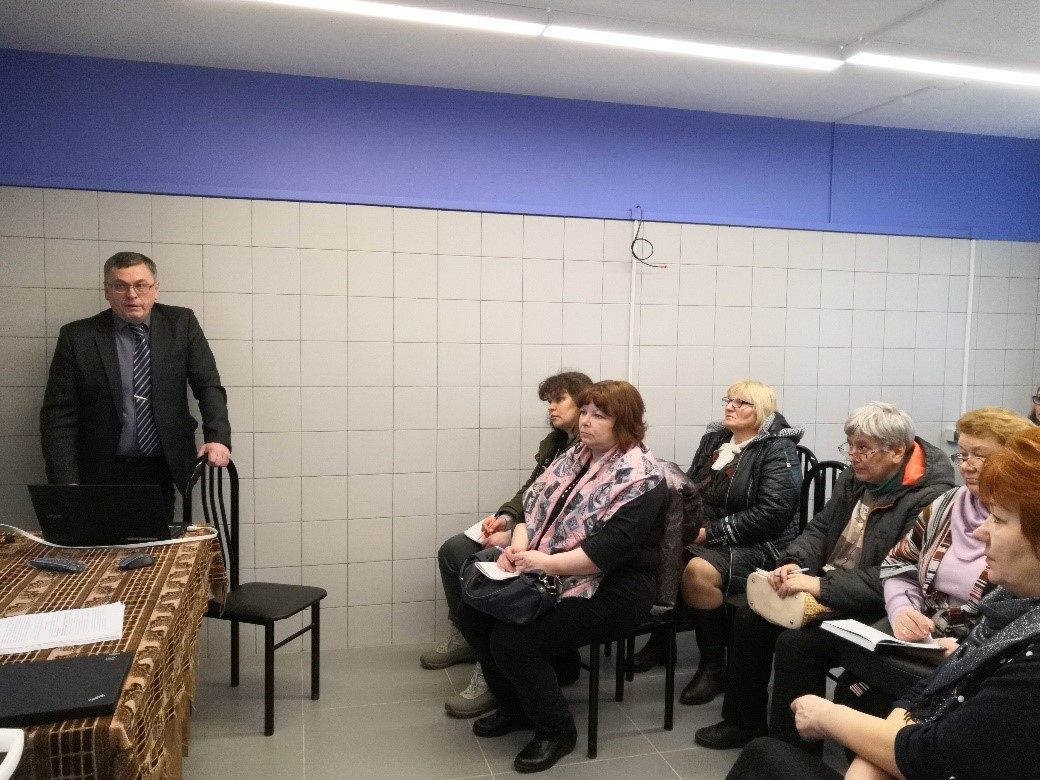 Со 2 по 12 марта 2020 года прошло обучение специалистов ветеринарной службы Московской области
