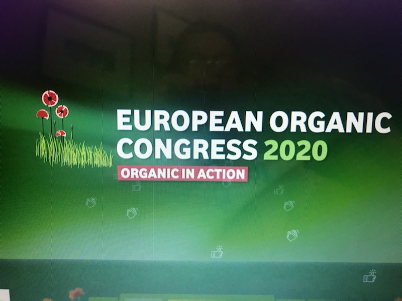 Европейский конгресс по органике