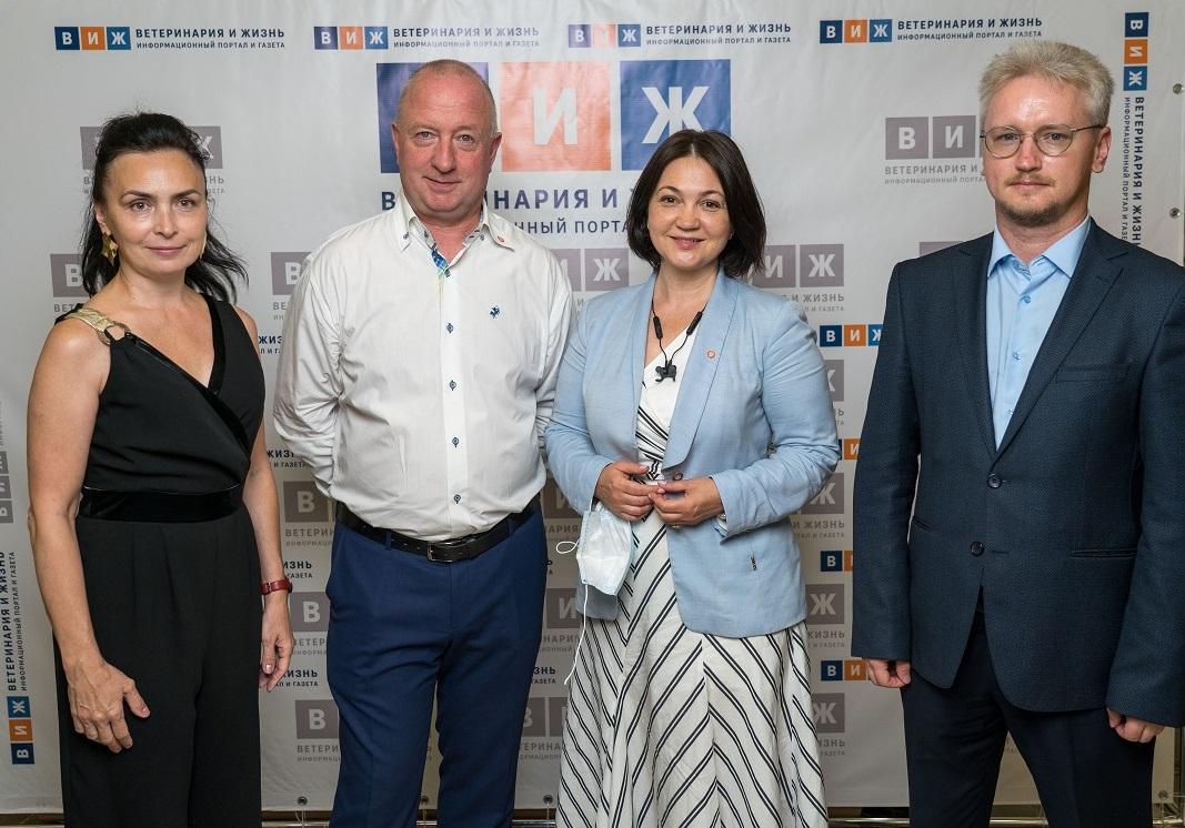 Участие Академии в общем годовом собрании Национального Союза свиноводов Российской Федерации
