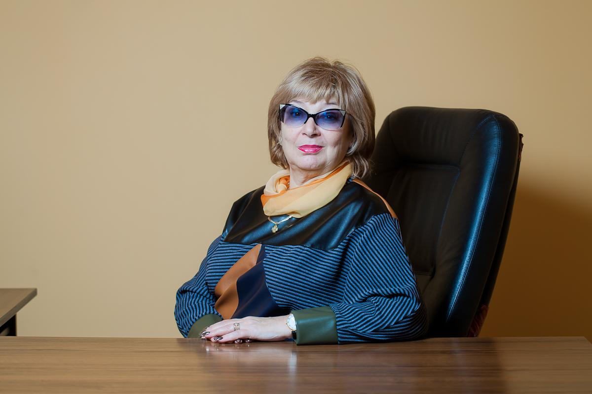Елена Михайловна Заговалова