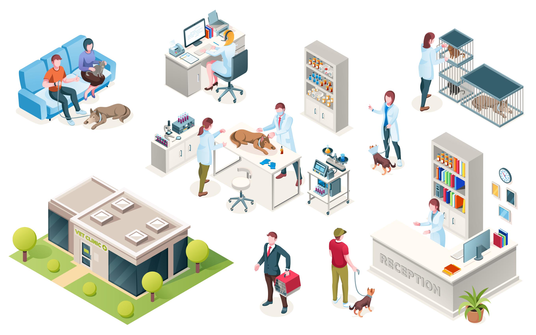 Организация управления в ветеринарии