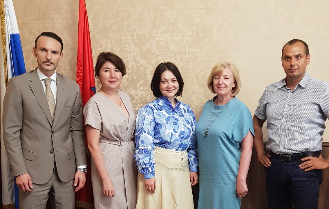 Налаживание сотрудничества и разработка совместных образовательных программ Академии с Московским государственным университетом пищевых производств